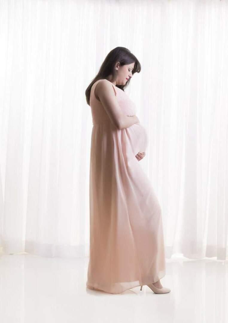 نمونه عکس بارداری
