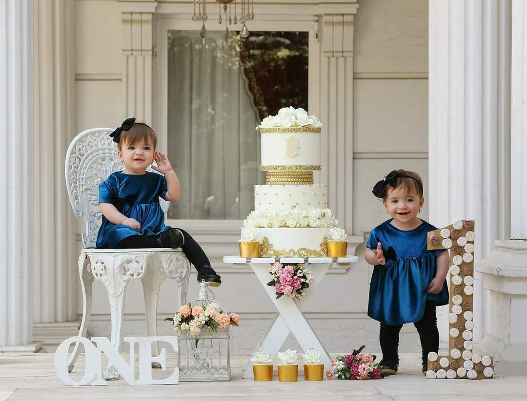 نمونه عکس تولد - مهمانی - دورهمی