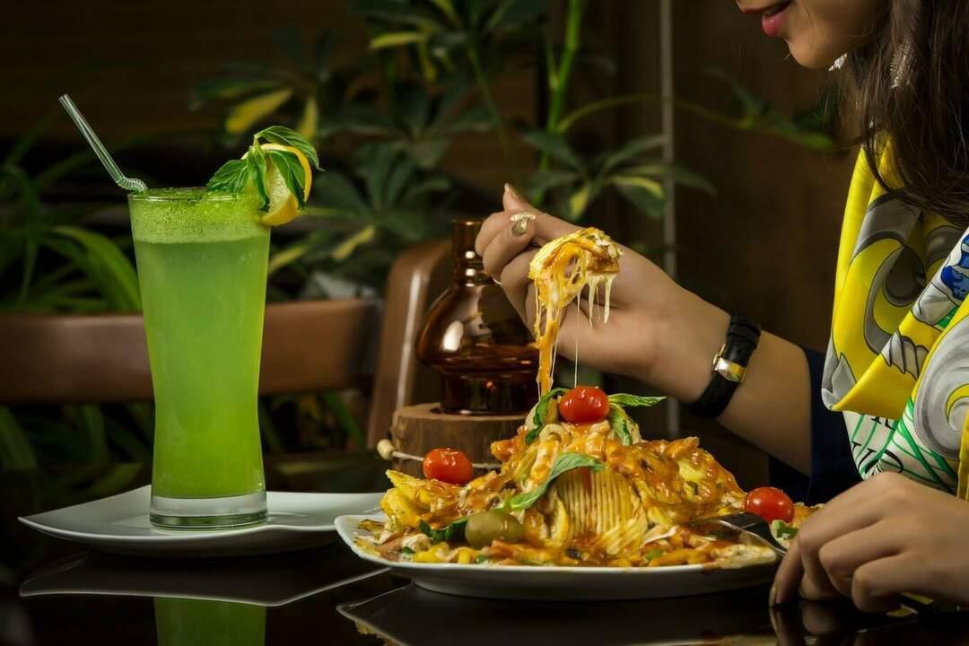 نمونه عکس غذا و رستورانی
