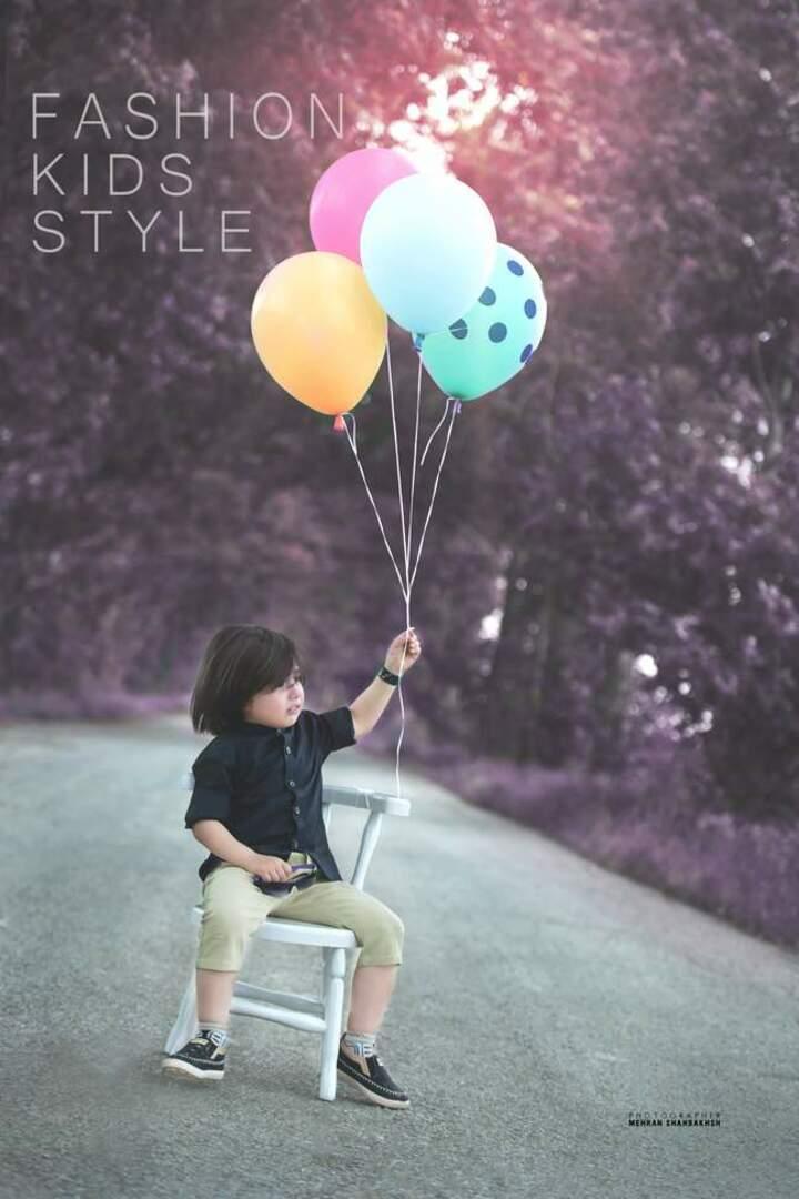 عکاسی کودک - شماره 44