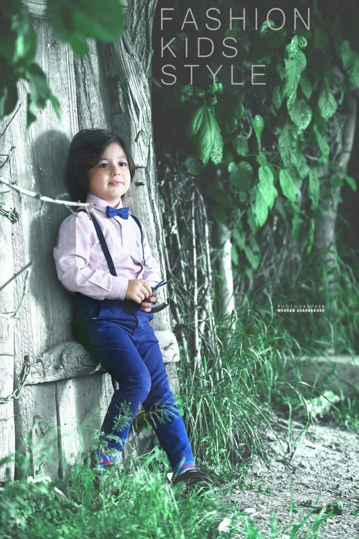 عکاسی کودک - شماره 45