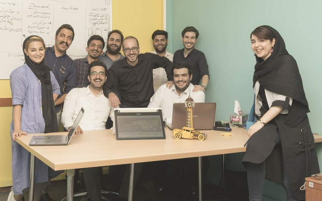 عکاسی تیمی و شرکتی - شماره 14