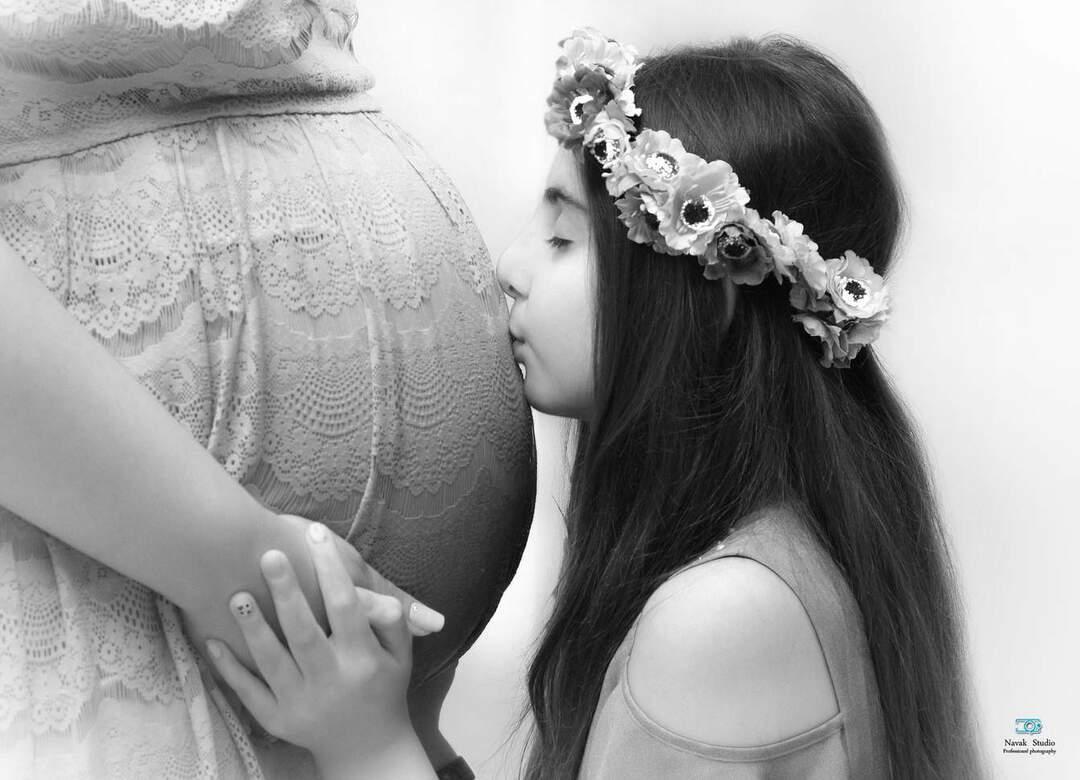 عکاسی بارداری - شماره 27