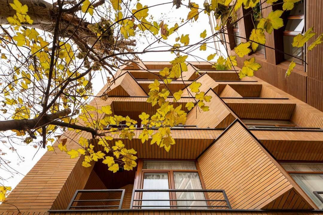 نمونه عکس معماری-فضای داخلی