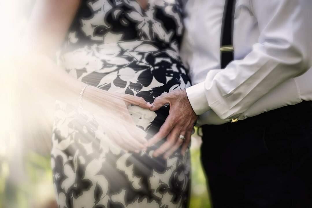 عکاسی بارداری - شماره 14