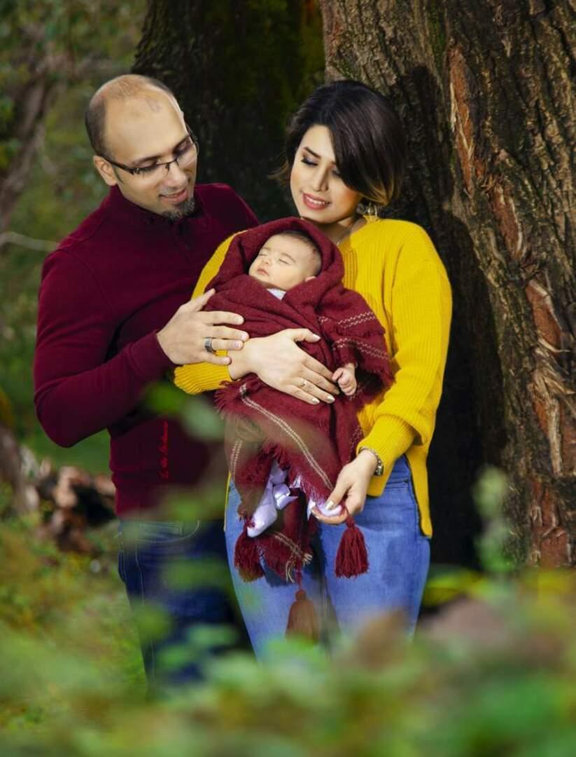 نمونه عکس خانوادگی